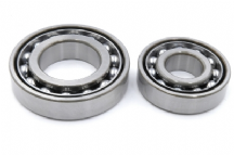 Rear wheel bearing set